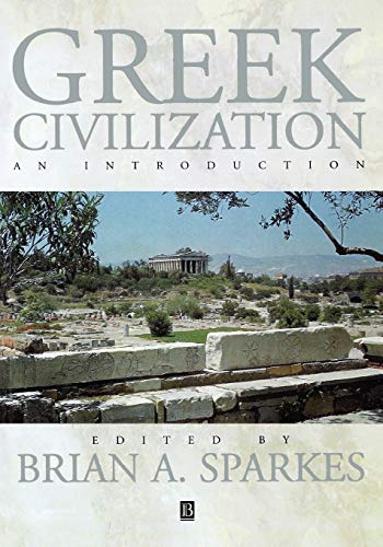 9780631205593: GREEK CIVILIZATION: An Introduction