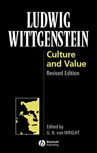9780631205708: Culture and Value