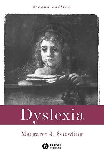 9780631205746: Dyslexia