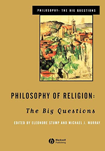 9780631206040: Philosophy of Religion: The Big Questions