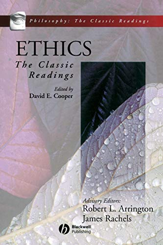 9780631206330: Ethics: The Classic Readings