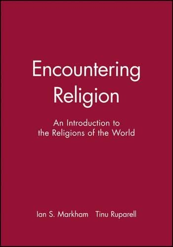 9780631206736: Encountering Religion: An Introduction to the Religions of the World