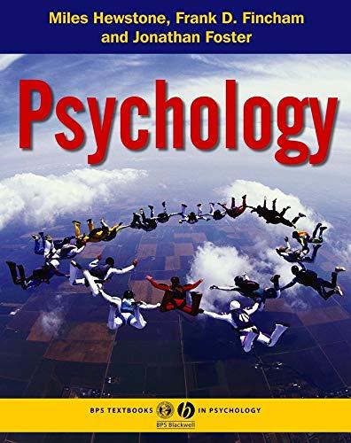 9780631206781: Psychology