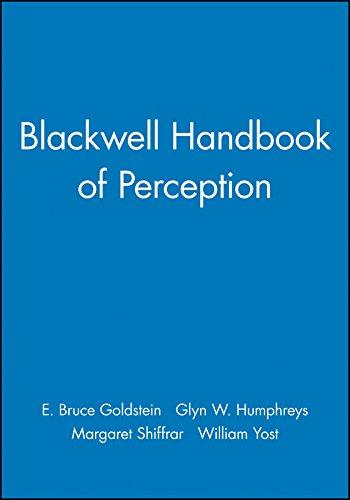 9780631206835: Blackwell Handbook of Perception (Blackwell Handbooks of Experimental Psychology)