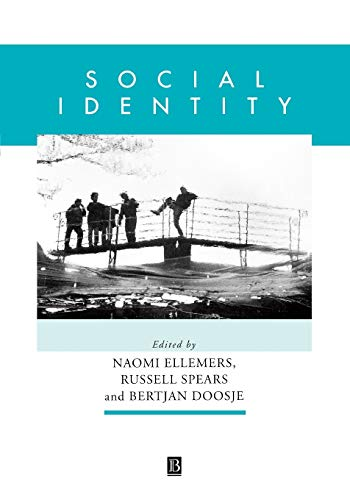 9780631206910: Social Identity P: An Introduction