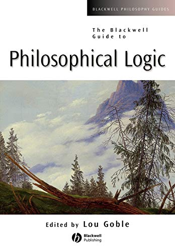 9780631206934: Guide Philosophical Logic (Blackwell Philosophy Guides)