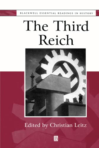 9780631206996: Third Reich (Blackwell Essential Readings in History)