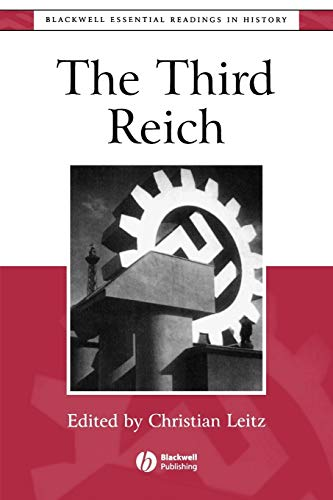 9780631207009: Third Reich (Blackwell Essential Readings in History)
