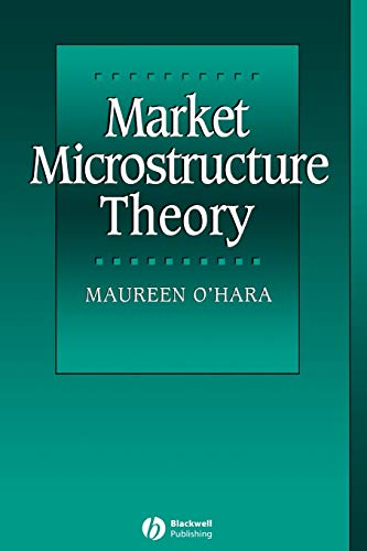 9780631207610: Market Microstructure Theory