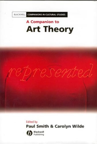 9780631207627: A Companion to Art Theory