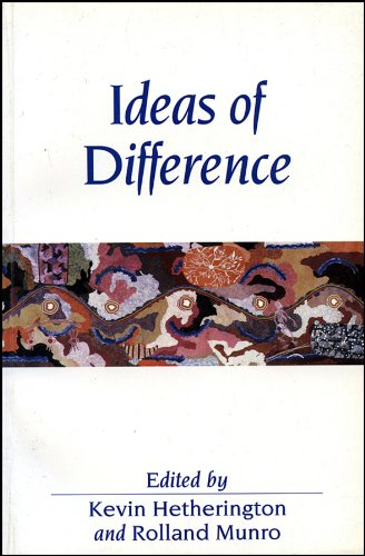 9780631207689: Ideas of Difference: Social Spaces and the Labour of Division (Sociological Review Monographs)