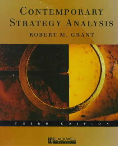 contemporary strategy analysis 7th edition For contemporary strategy analysis 7th edition by grant from om 452 at george mason download the full file instantly at http:/testbankinstantcom questions chapter.
