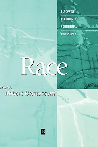 9780631207825: Race (Blackwell Readings in Continental Philosophy)