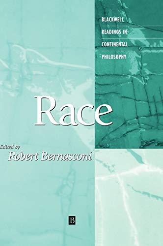 9780631207825: Race