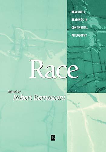 9780631207832: Race