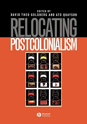 9780631208051: Relocating Postcolonialism