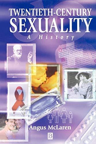 9780631208136: Twentieth-Century Sexuality: A History