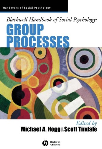 9780631208655: Blackwell Handbook of Social Psychology: Group Processes (Blackwell Handbooks of Social Psychology)