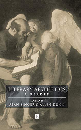 9780631208686: Literary Aesthetics: A Reader