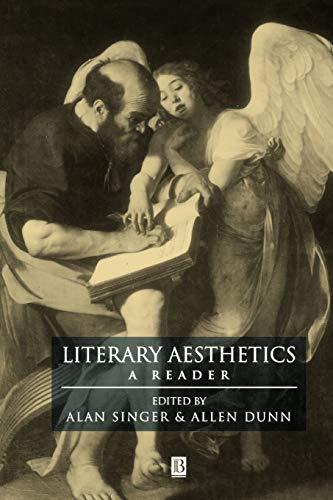9780631208693: Literary Aesthetics: A Reader