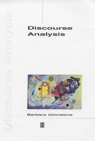 9780631208761: Discourse Analysis (Introducing Linguistics)