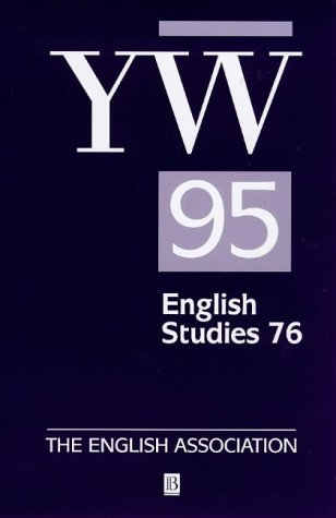 The Year's Work in English Studies Volume 76: YW 1995: Peter Kitson