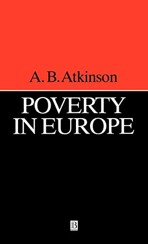 9780631209096: Poverty in Europe (Yrjo Jahnsson Lectures)