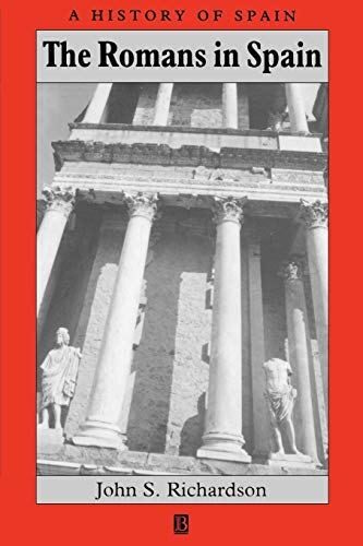 9780631209317: The Romans in Spain (A History of Spain)