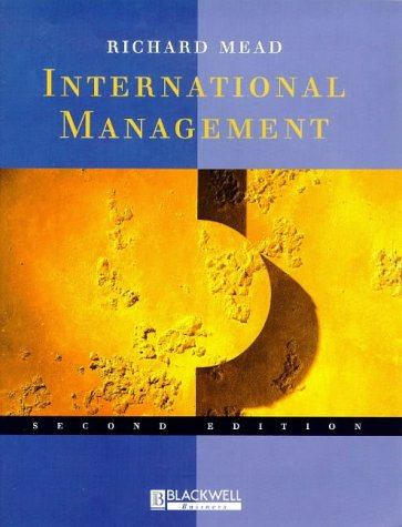 9780631209355: International Management (Blackwell Business)