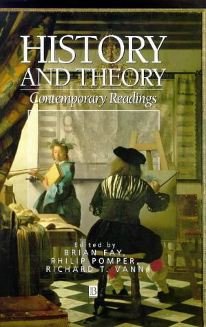 9780631209522: History and Theory: Contemporary Readings