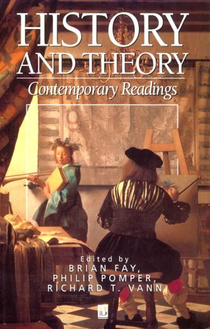 9780631209539: History and Theory: Contemporary Readings