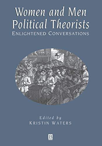 9780631209805: Women and Men Political Theorists: Enlightened Conversations