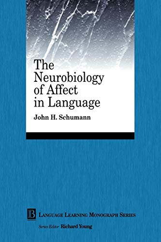 9780631210108: The Neurobiology of Affect in Language