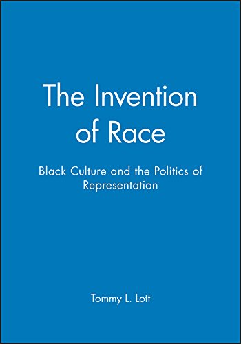 9780631210191: The Invention of Race: Black Culture and the Politics of Representation