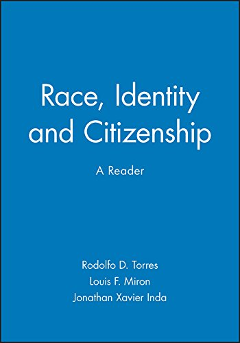 9780631210214: Race, Identity and Citizenship: A Reader (Blackwell Readers in Sociology)