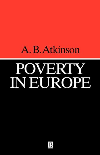 9780631210290: Poverty in Europe (The Yrjo Jahnsson Lectures)