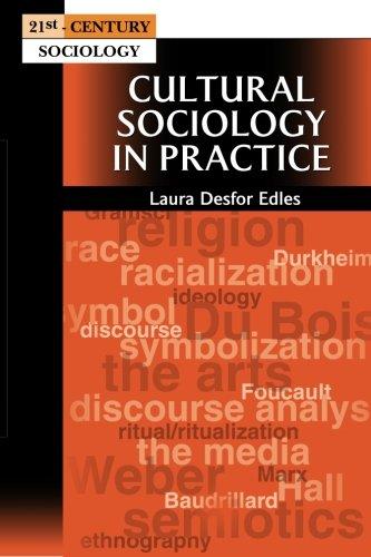 9780631210900: Cultural Sociology in Practice