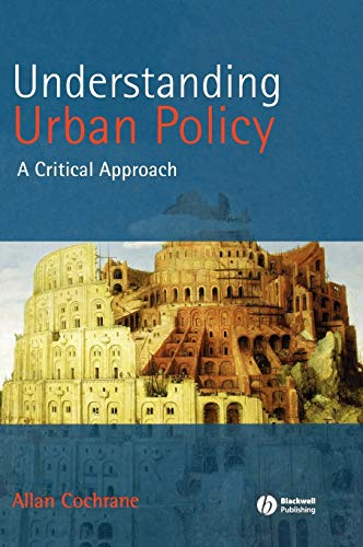 9780631211204: Understanding Urban Policy: A Critical Introduction