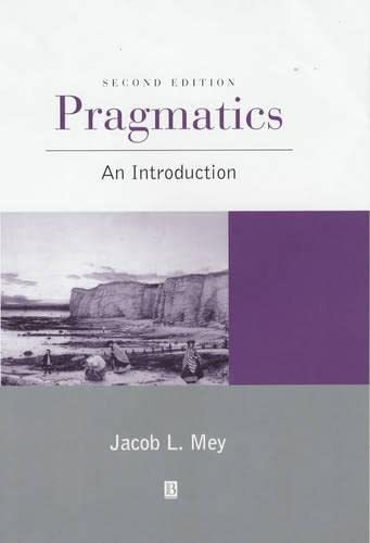 9780631211310: Pragmatics: An Introduction