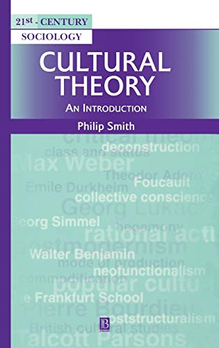 9780631211754: Cultural Theory: An Introduction (21st Century Sociology)