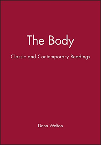 9780631211846: The Body: Classic and Contemporary Readings (Blackwell Readings in Continental Philosophy)