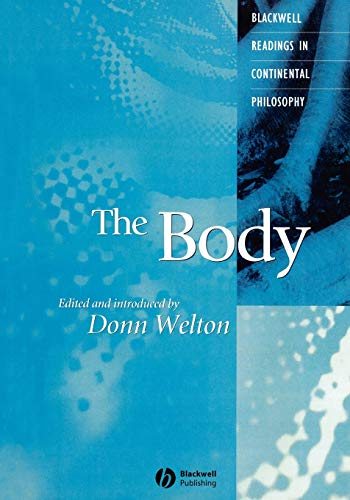 9780631211853: The Body: Classic and Contemporary Readings