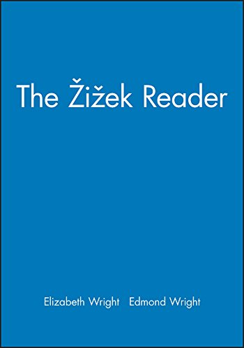 The Zizek Reader (Blackwell Readers)