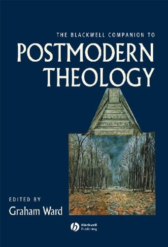 9780631212171: The Blackwell Companion to Postmodern Theology (Wiley Blackwell Companions to Religion)