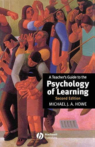 9780631212270: A Teacher's Guide to the Psychology of Learning