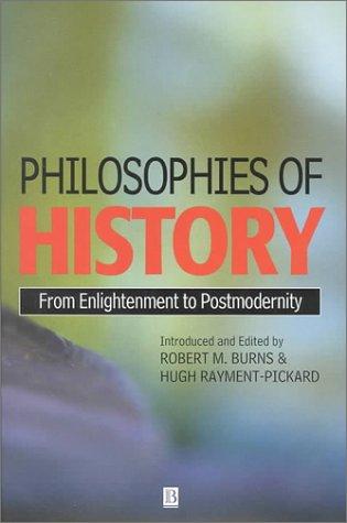 9780631212362: Philosophies of History