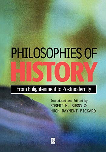 9780631212379: Philosophies of History: From Enlightenment to Post-Modernity