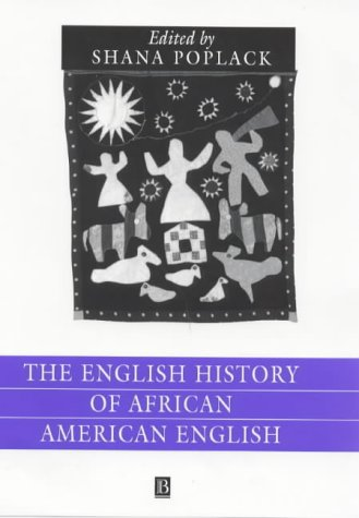 9780631212614: The English History of African American English