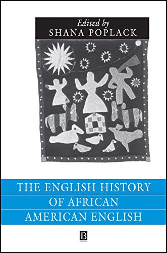 9780631212621: The English History of African American English