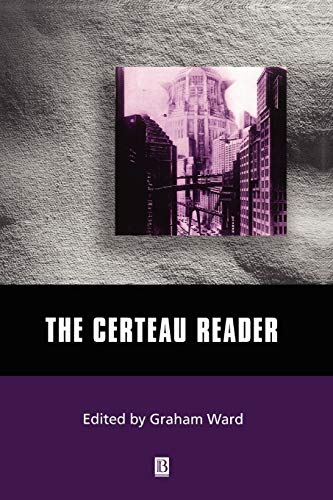 9780631212799: The Certeau Reader